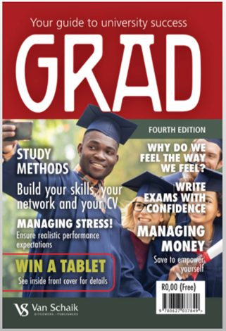 GRAD – your guide to university success